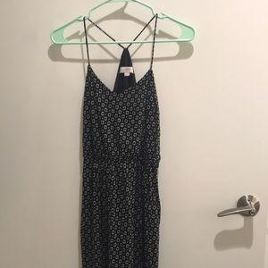 Loft Jersey knit dress